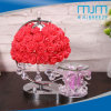 Home Decor Colorful Flower LED Table Lamp with Aromatherapy Oil for Gift
