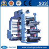 Flexographic Printing Machine with Four-Six-Eight Colors