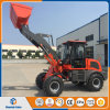 European Style 1.5 Ton Mini Wheel Loader with All Attachments