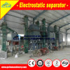 Double Roller Electrical Sorter Machine, High Tension Electricity Separator Plant for Zircon, Ilmenite, Rutile, Monazite, Tin Ore Separation