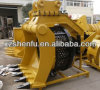 360 Degree Rotating Screen Bucket for Cat Excavator