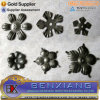 Iron Flowers Steel Leaves Wrought Iron Flowers Stamping Steel Leaves