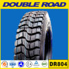 Double Road Truck Tyre/Patterm Dr804 High Quality Radial Truck Tyre