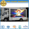 4X2 LED out Door Display Vehicle Forland Mobile Promotion Stage Truck