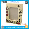 Wholesale Square Shape Ceramic Table Photo Frame