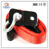 Black Painted Crane Snatch Winch Pulley Block with Strap