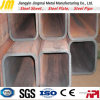 Q345b Low Alloy Thick Walled Welded Square/Rectangular Steel Pipe