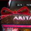 New Beautiful Ribbon Christmas LED Decoration Light Mall Decorations