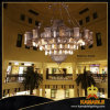 Moroccan Brass Finish Big Project Chandelier Lighting (KAM0010-2500)