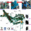 Low Investment Used Tire Recycling Line/High Profit Tire Recycling Equipment