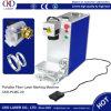 Portable Fiber Laser Marking Machinery for Metal Plastic Pen Mark
