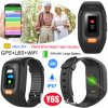0.96inch Colorful Touch Screen Senior Health GPS Bracelet with IP67 Waterproof Y6s