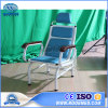 Hospital Furniture Medical Patient Accompany Infusion Transfusion Drip Chair with IV Pole