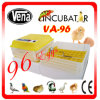 96 Eggs Automatic Mini Chicken Quail Incubator