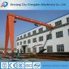 Ce Approved Mh Type Single Girder Semi Gantry Crane