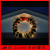 China Hot Sell Beautiful Wholesale Artificial Christmas Wreaths