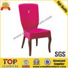 Hotel Luxury Comfortable High Density Foam Dining Chairs