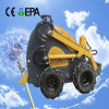 Mini Skid Steer Loader with 4 in 1 Bucket Diesel Engine