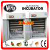 Fully Automatic Commercial Industrial Incubator for 352 Eggs