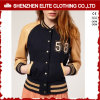 Hot Selling Cotton Basebal Winter Bomeber Jacket for Women (ELTBJI-15)