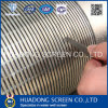 Stainless Steel Johnson V Wire Wrapped Sand Control Water Well Screen