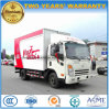Hotsale 25m2 Stage Promotion Truck 4*2 Outdoor LED Stage Vehicle