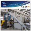 PE Film Pelletizing Machine with Double Stage Extruder
