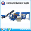 Automatic Qt4-18 Hydraulic Pressure Concrete Hollow Block Brick Making Machine