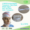 Ly-B702 Anti-Fog Hygiene Transparent Fashionable Plastic Mask