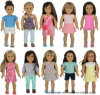 Doll Accessories 18 Inch Doll Clothes for Hot Sale