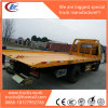 4X2 LHD Dongfeng 3tons 5400mm Flat Bed Tow Truck