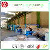High-Speed Automatic Honeycomb Core Production Line