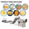 Potato French Fry Cutter Machine Potato Frozen Potato French Fries Automatic French Fries Making Machine