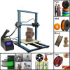 FDM 3D Printing Printer /DIY Desktop Kit Supprts PLA /ABS/TPU/Wood/PETG Filament