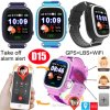 Real Time Google Map GPS Locator Kids GPS Watch Tracker