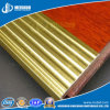 Non-Skid Solid Polished Brass Stair Nosing for Carpet