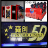 Hot Sale Home Mini 5D Theater with Special Ciname Cabin