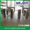 Bridge-Typed Tripod Turnstile Compatible with IC Card with Bi-Directional Passing