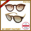 Fx172 Fashion Lovely Frames High Quality Wooden Material Sunglasses