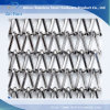 Stainless Steel Decorative Wire Mesh for Facade / Architectural Purpose