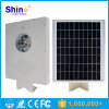 12W Integrated Solar Street Light with Sensor Function, All in One Solar Street Light Factory