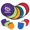 Nylon Printed Foldable Frisbee with Pouch (PM106)