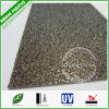Flexible Small Embossed Polycarbonate Sheet UV Resistance Diamond Sheet