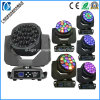 Clay Parky 19*15W Bee Eye Beam LED Moving Head Light with Zoom China