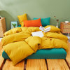 Home Bedding Princess Soft Bedsheet Set with 2 Bolster