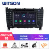 Witson Android 10 Car Radio for Mercedes-Benz C Class GPS Video Multimedia