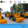 Mini Loader 1.5ton Construction Machinery Wheel Loader