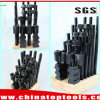 T-Nut&Stud Sets by Steel 38 Piece Sets 5/8′′-11 13/16′′
