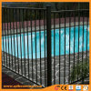 Durable Powder Coated Flat Top Pool Fence Wholesale