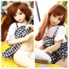 100cm Silicone Sex Love Doll Real Lifelike Vaginal Masturbation Toy for Male